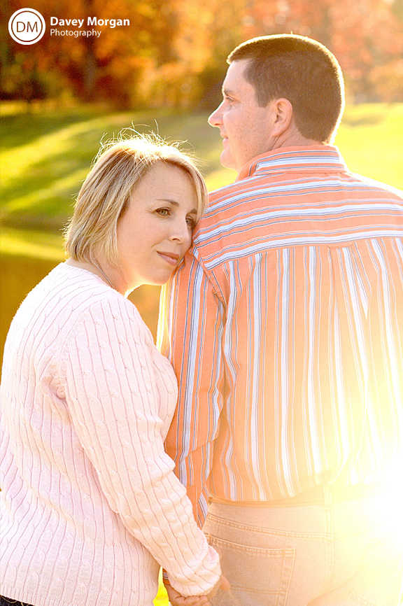 Greenwood, SC Couple Photographer   Davey Morgan Photography