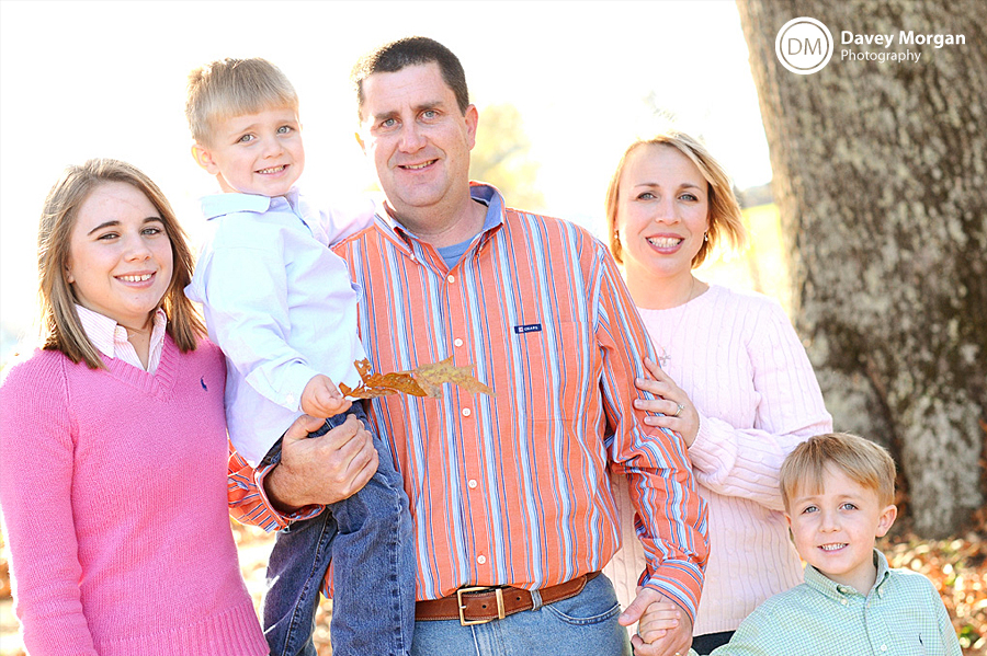 Greenwood, SC Family Photographer   Davey Morgan Photography