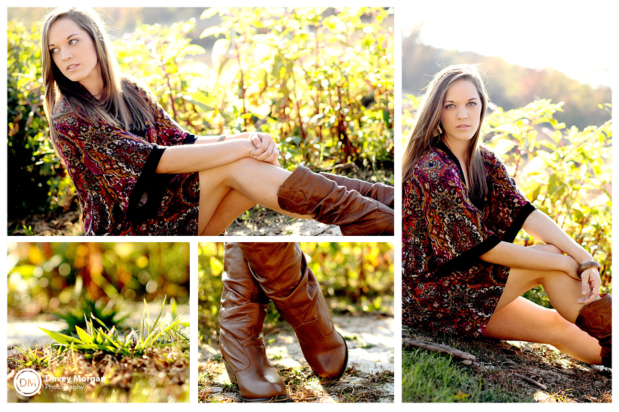 Laurens, SC Senior Portrait Photographer | Davey Morgan Photography