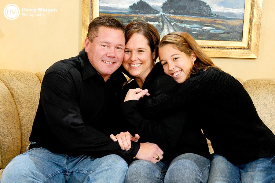 Family Photographer Greenville, SC | Davey Morgan Photography