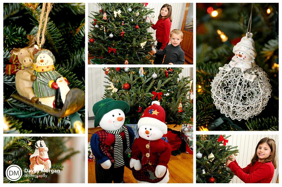 Christmas Family Photos Columbia, SC | Davey Morgan Photography