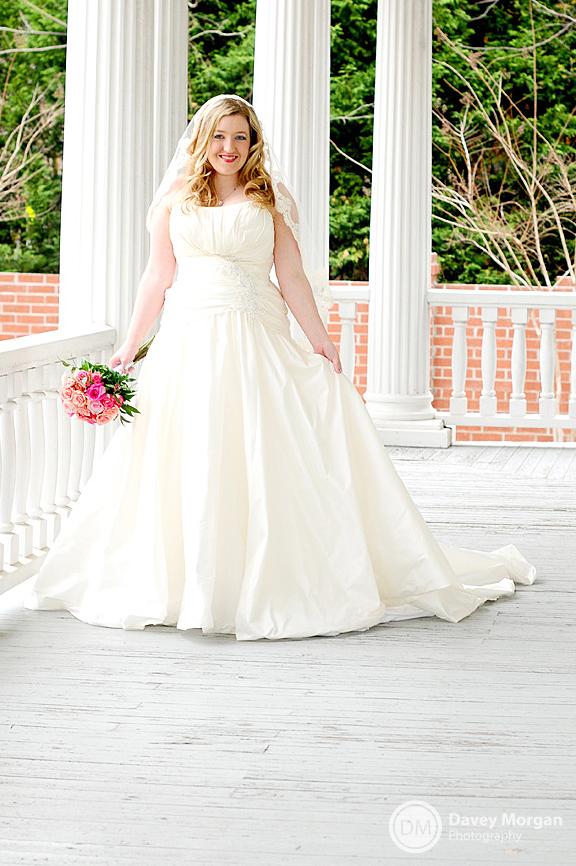 Rock Hill, SC Bridal Photographer