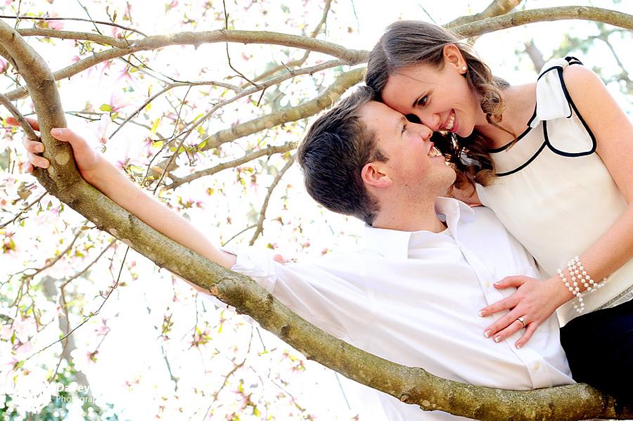 Clemson, SC Engagement Photos