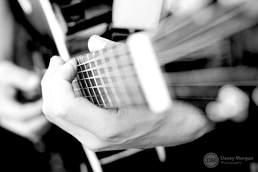 Band Photographer in Greenville, SC | Davey Morgan Photography