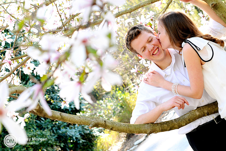 Creative and Fun Engagement Photos