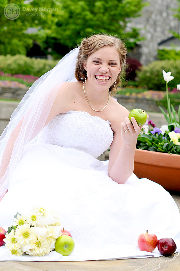Bridal Portraits in Greenville, SC