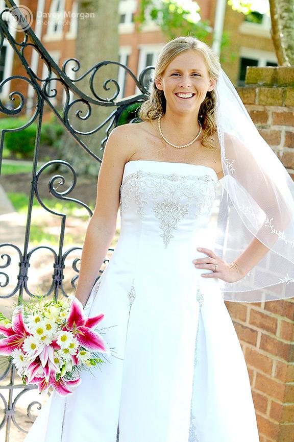 Bridal Portraits | Davey Morgan Photography