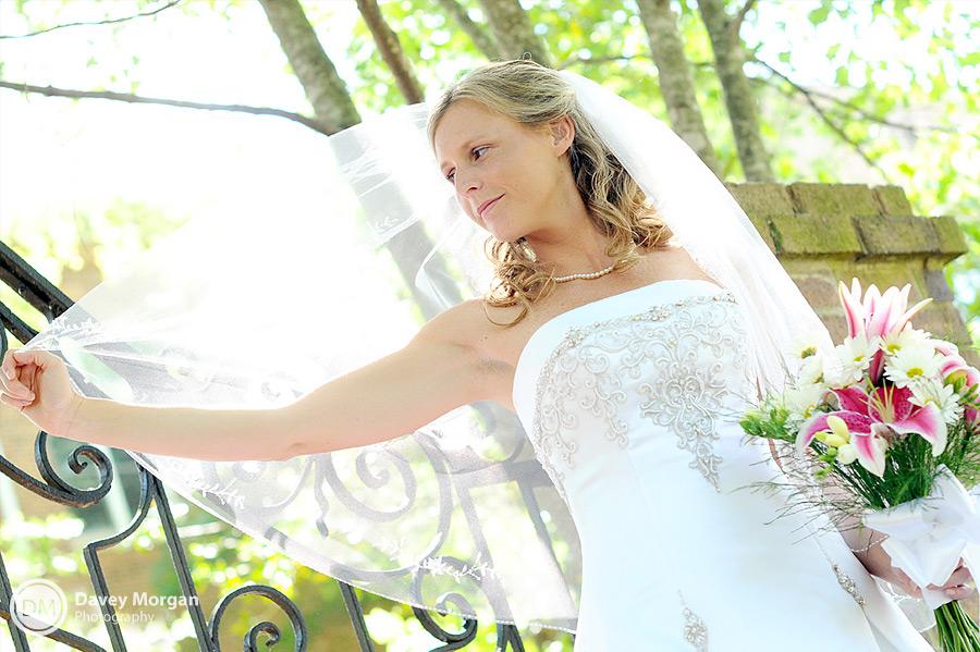 Bridal Photos | Davey Morgan Photography