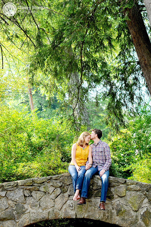 Engagement Portrait | Davey Morgan Photography