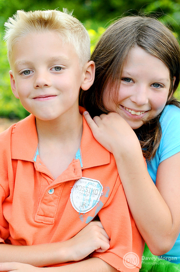 Irmo, SC Family Photographer | Davey Morgan Photography