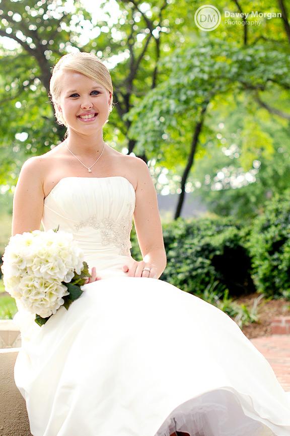 Laurens, SC Bridal Photos | Davey Morgan Photography