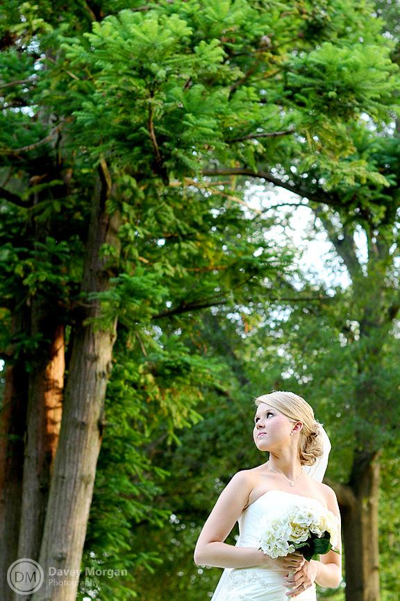 Bridal Photos in Laurens, SC | Davey Morgan Photography