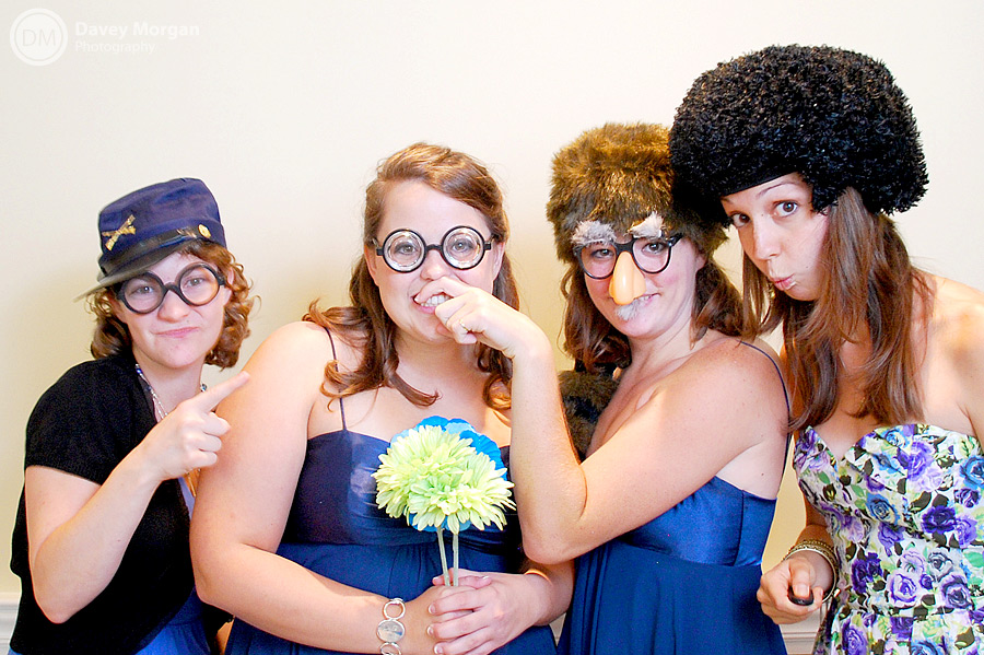 Greenville, SC Photo Booth | Davey Morgan Photography