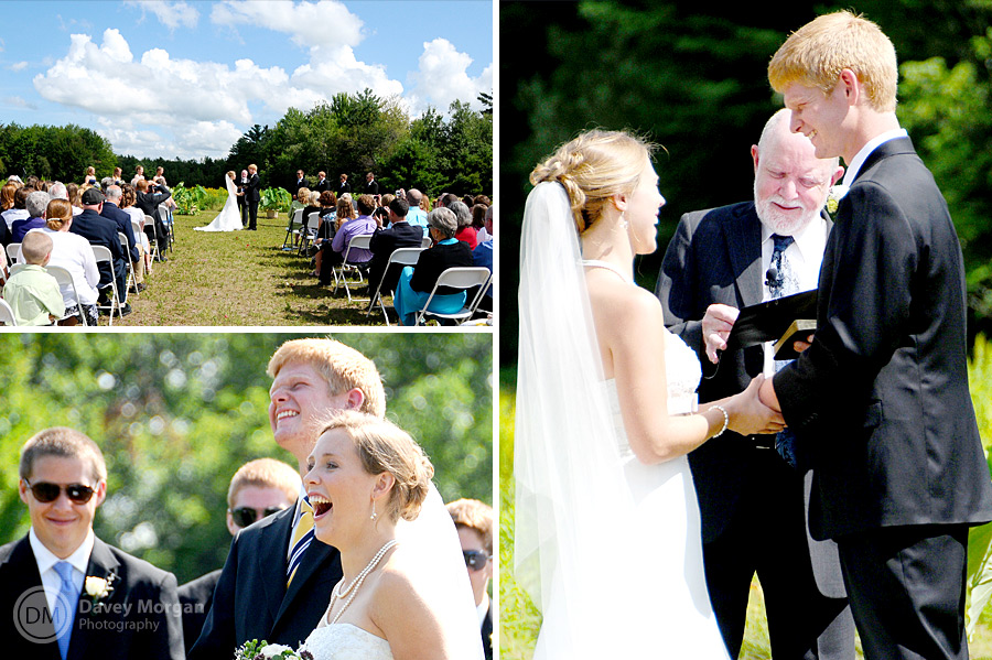Vermont Wedding Photographers | Davey Morgan Photography