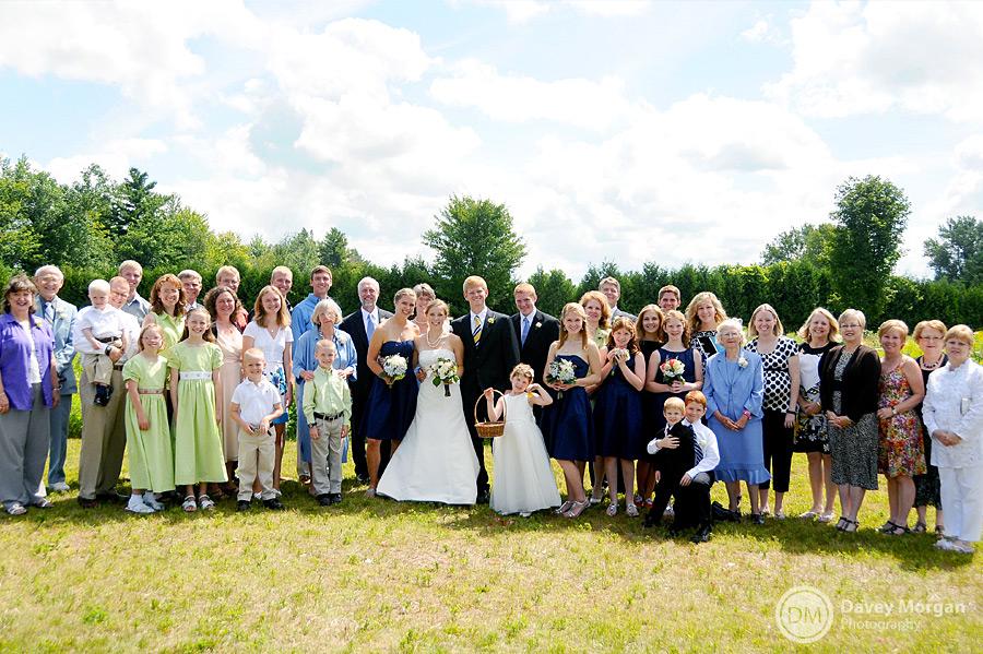 Wedding Photographer in Burlington, VT | Davey Morgan Photography