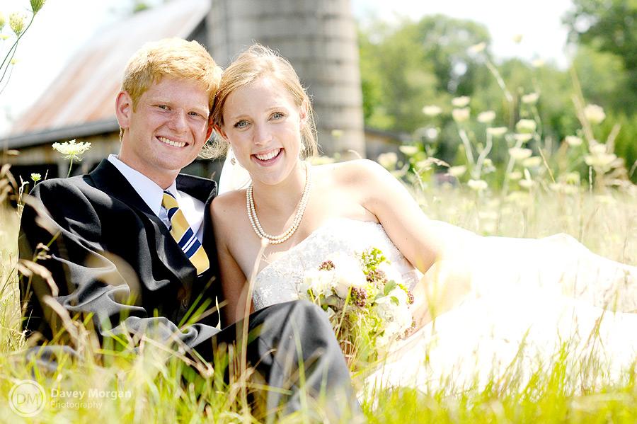 Georgia, VT Wedding Photos | Davey Morgan Photography