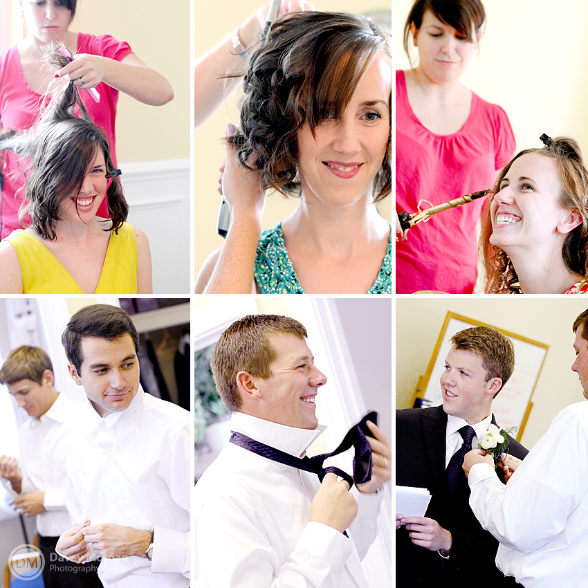 Wedding Photographer in Rock Hill, SC | Davey Morgan Photography