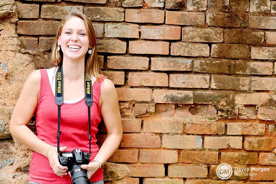 Greenville, SC Photographer | Kari Weaver | Davey Morgan Photography