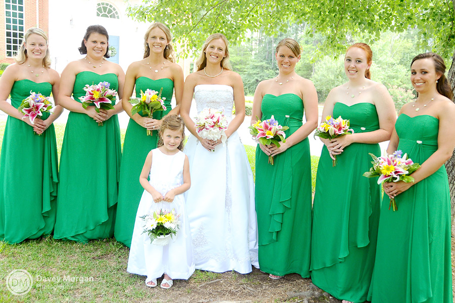 Greenwood, SC Wedding | Davey Morgan Photography