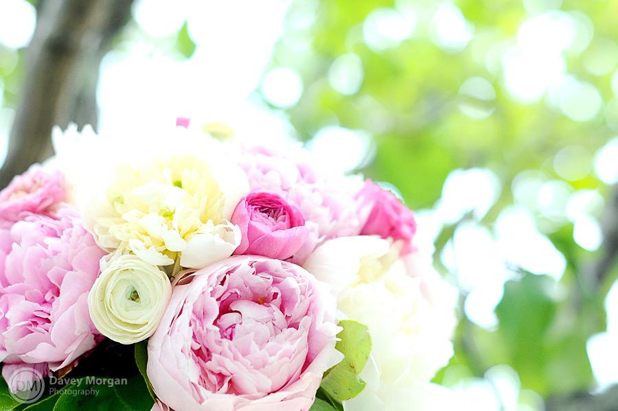 Wedding Flower Bouquet | Davey Morgan Photography