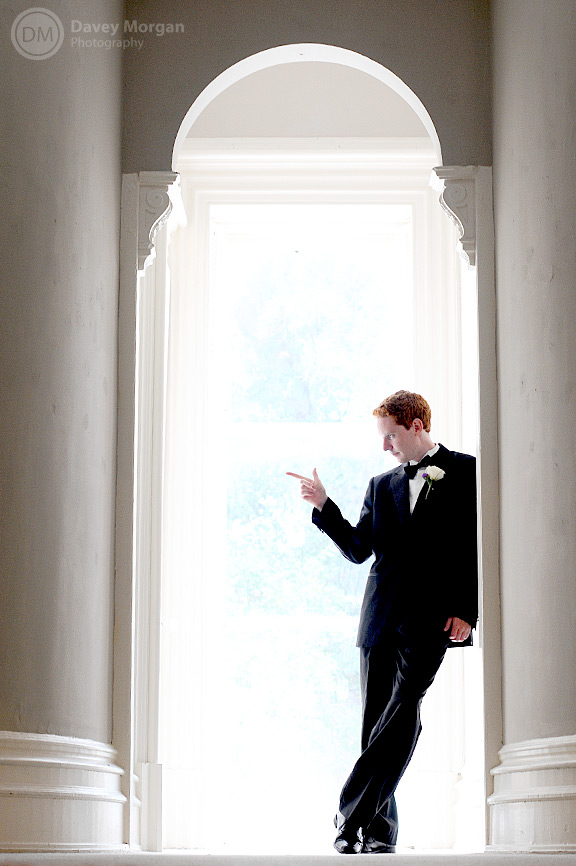Groom, James Bond 007 | Davey Morgan Photography
