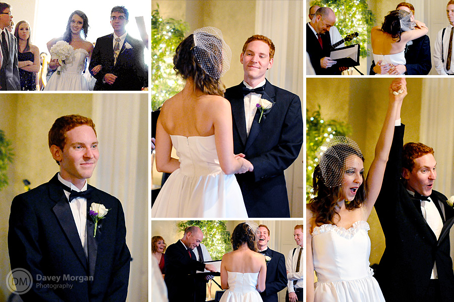 Wedding Ceremony | Davey Morgan Photography