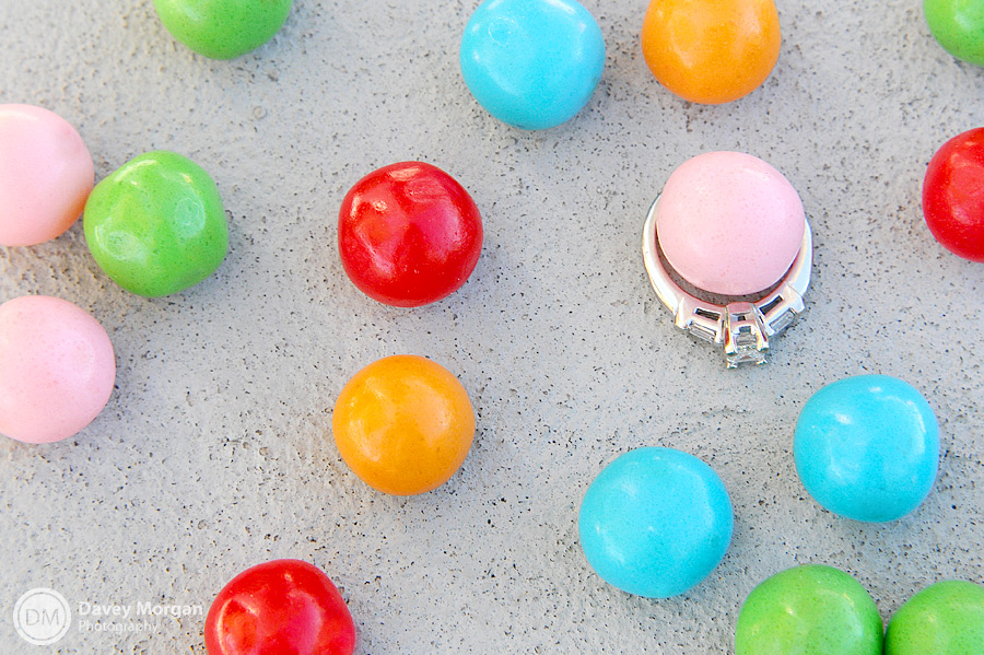 Candy and Ring | Davey Morgan Photography