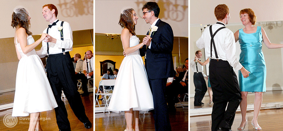 First Dance, Father Daughter Dance, Mother Son Dance | Davey Morgan Photography