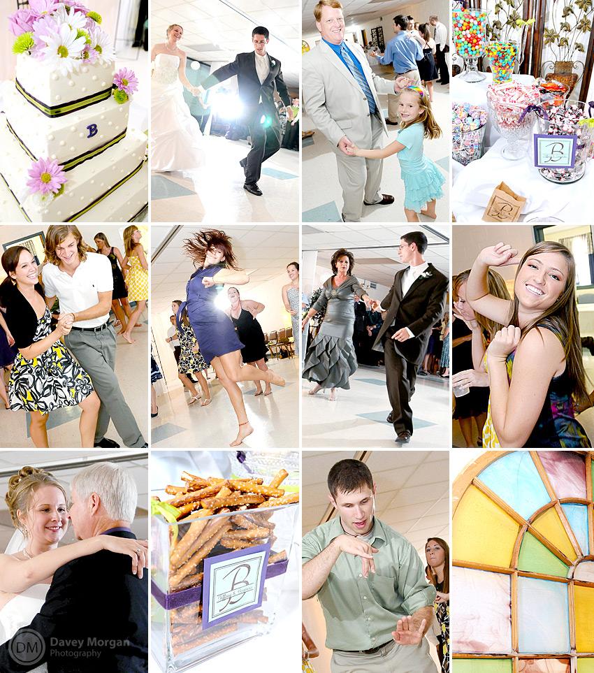 Wedding Reception in Marietta, GA | Davey Morgan Photography