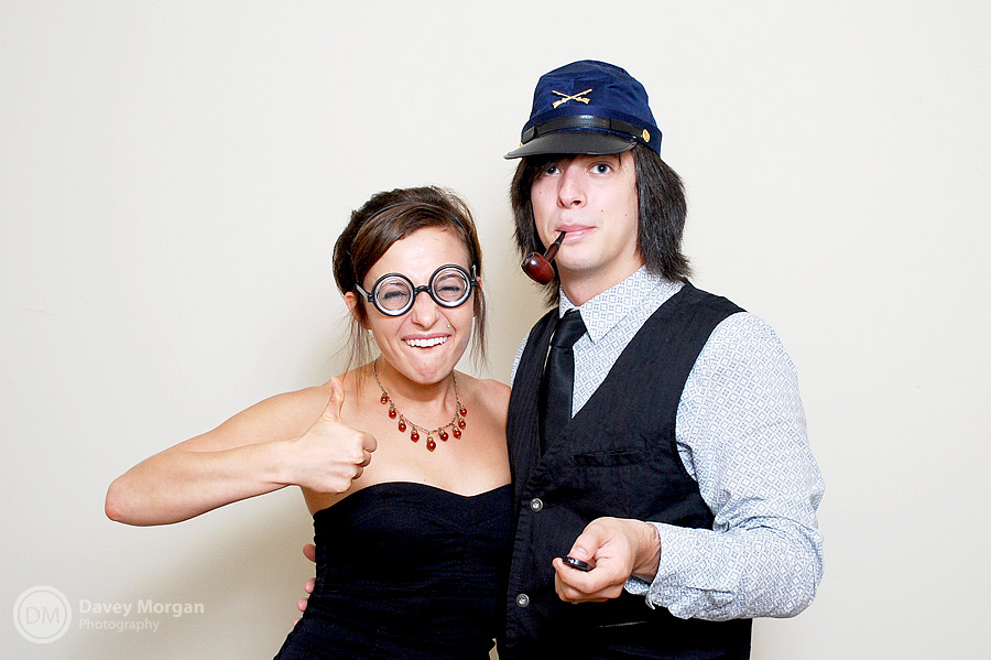 Photo Booth in South Carolina | Davey Morgan Photography