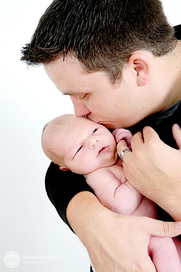 Newborn and baby photos | Davey Morgan Photography