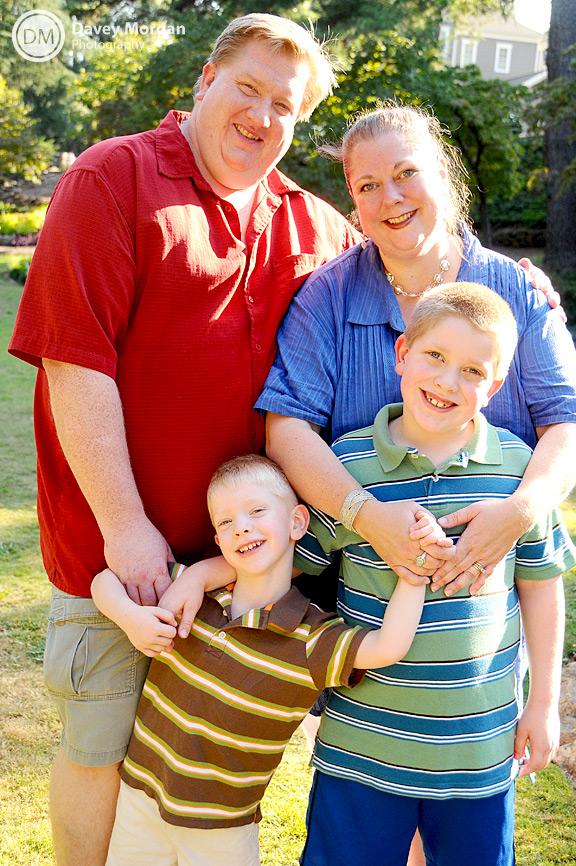 Greenville, SC Family Photographer | Davey Morgan Photography