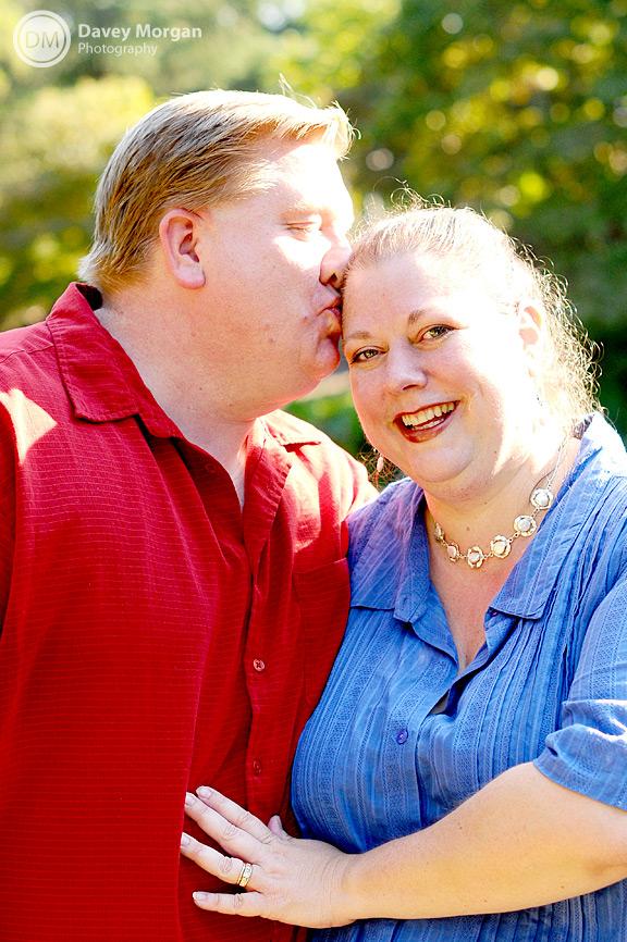 Family Photos in Greenville, SC | Davey Morgan Photography