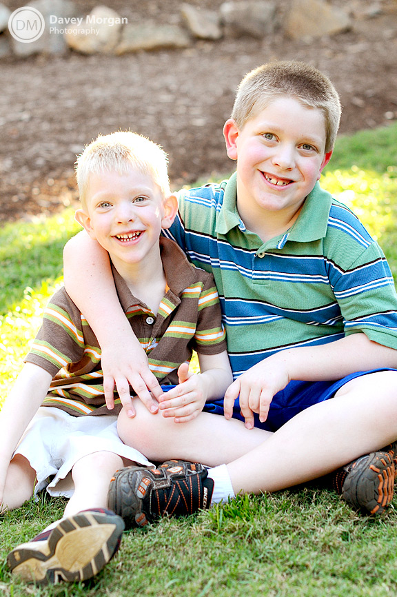 Family Photographer located in Greenville, SC | Davey Morgan Photography