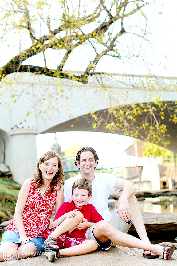 Family Photographer Greenville, SC | Davey Morgan Photography