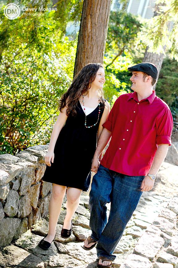 Engagement Photographer, Greenville, SC | Davey Morgan Photography