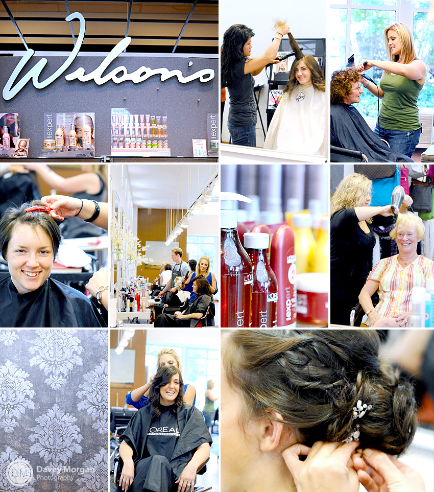 Wilson's on Washington, Greenville, SC, Hair Salon | Davey Morgan Photography