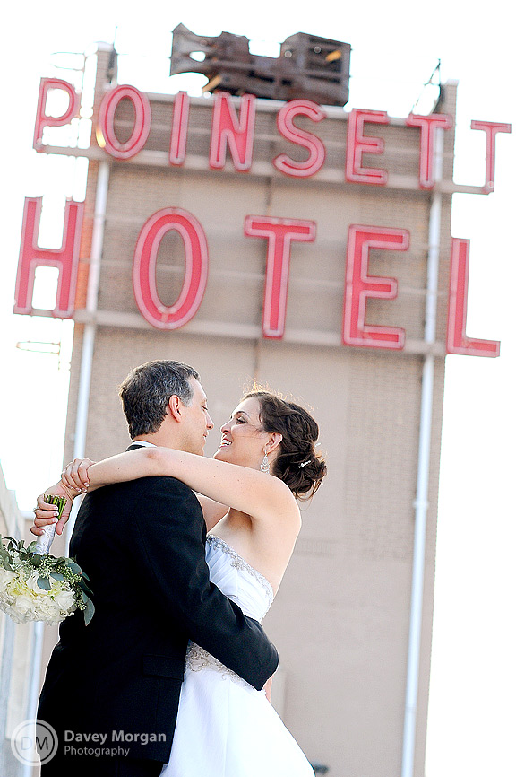 Westin Poinsett Hotel Roof and Sign Pictures in Greenville, SC | Davey Morgan Photography