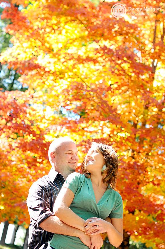 North Carolina Engagement Photos | Davey Morgan Photography