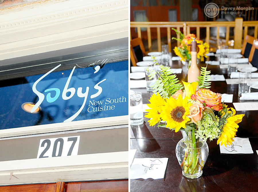 Soby's Restaurant, Greenville, SC | Davey Morgan Photography