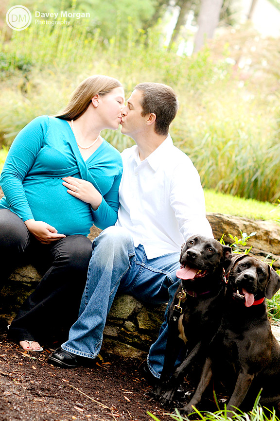 Maternity Pictures in Greenville, SC | Davey Morgan Photography