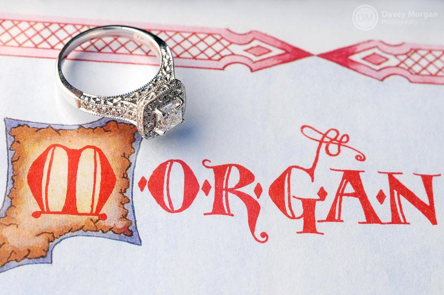 Morgan, Family Welsh Crest  | Davey Morgan Photography