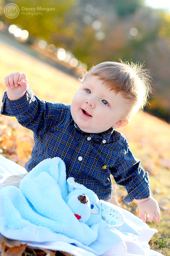 Baby Photographer in Greenville, SC | Davey Morgan Photography