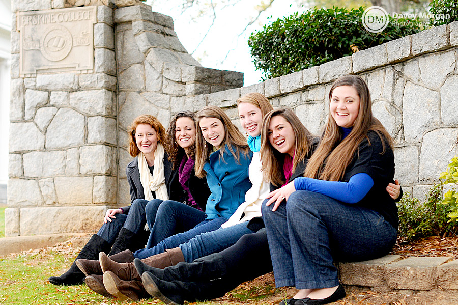 Erskine College Pictures | Davey Morgan Photography