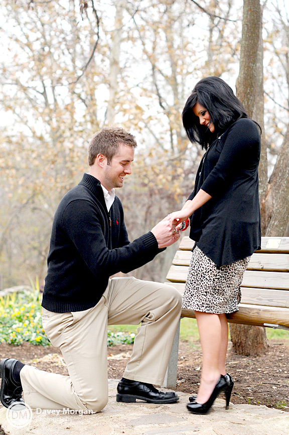 Proposal Pictures, Proposal Photographer | Davey Morgan Photography