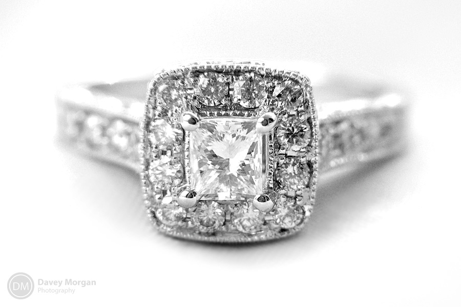 Engagement Ring, Marks & Morgan, Greenville, SC  | Davey Morgan Photography