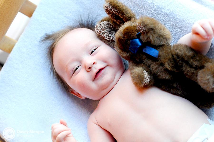 Charleston, SC Baby Photographer | Davey Morgan Photography