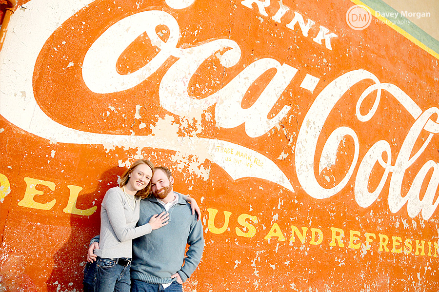 Pictures of Coca-Cola Sign | Davey Morgan Photography