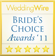 WeddingWire.com Bride's Choice Awards 2011 | Davey Morgan Photography