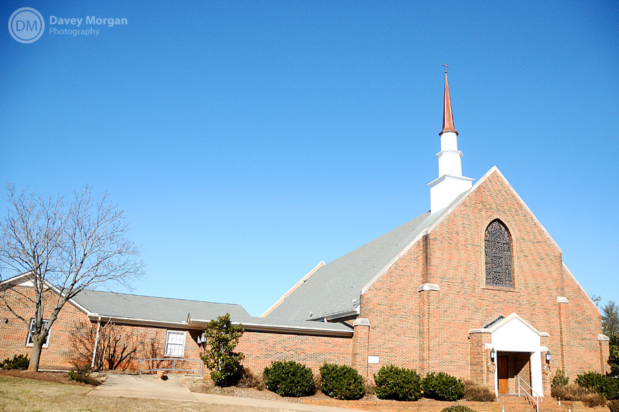 Shannon Forest Presbyterian Church, Greenville, SC | Davey Morgan Photography